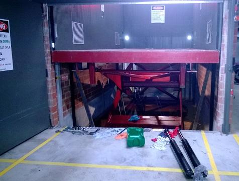 car-elevator